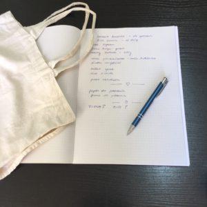 lista zakupów - dietetyk poleca