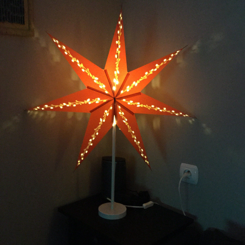 gwiazda świateczna