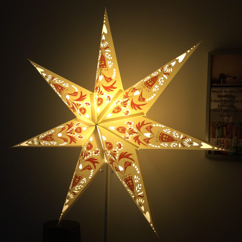 gwiazda swiąteczna