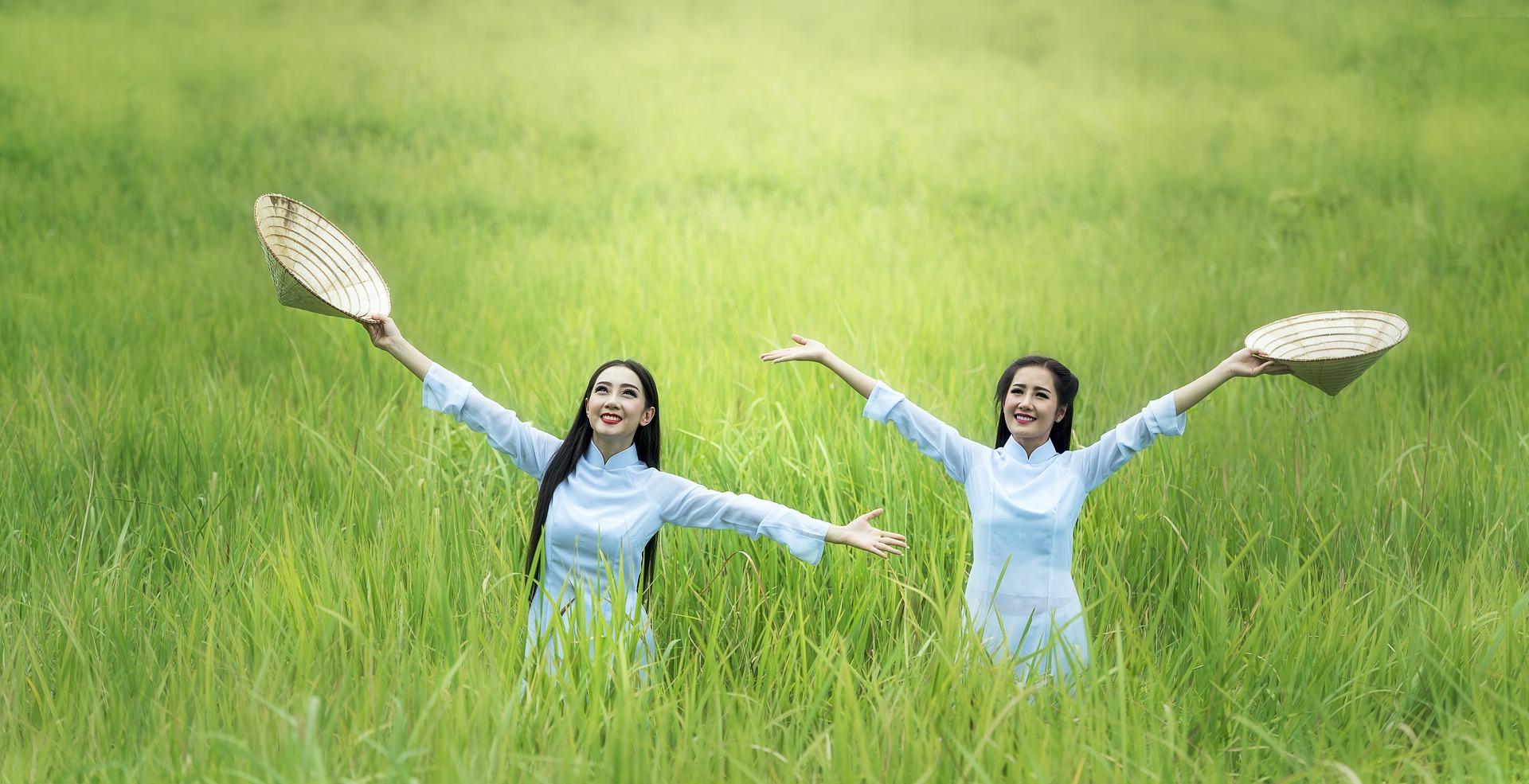 Kobiety ze zdrową cerą