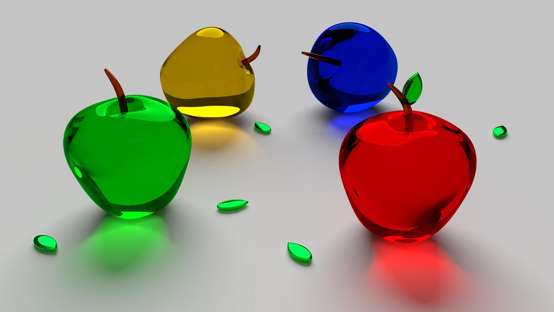 Sztuczne jabłka